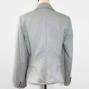 ANTONIO MELANI Jackets & Coats - Antonio Melani Light Gray Spring/Summer Blazer